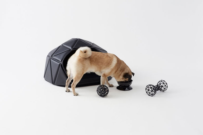 luxusní psí boudy