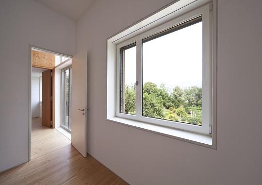 rosení okna - vysoušení