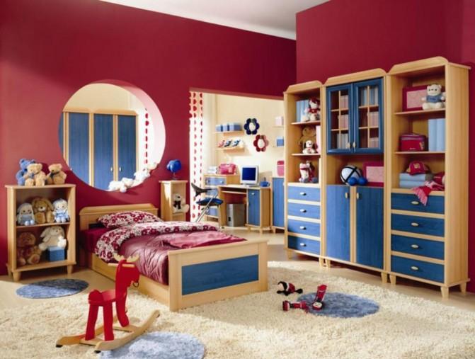 fotogalerie dětského pokoje