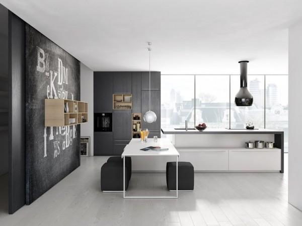 minimalismus v kuchyni