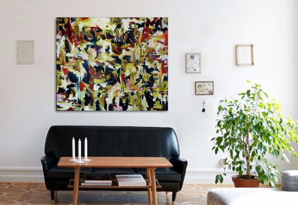 umění v domě