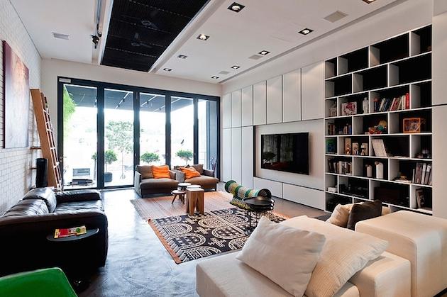 přestavba interiéru