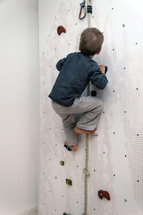 lezecké stěny