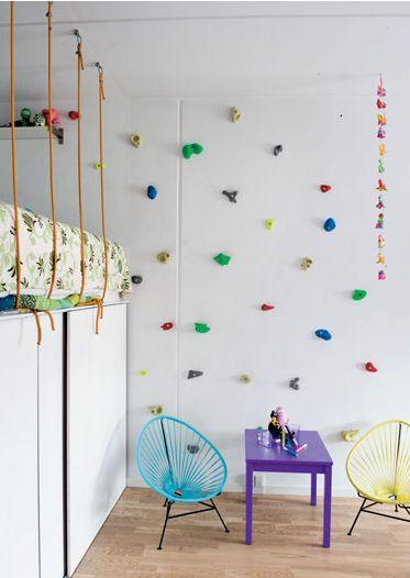 vytvo te sv mu d t ti lezeckou st nu magaz n o modern m. Black Bedroom Furniture Sets. Home Design Ideas