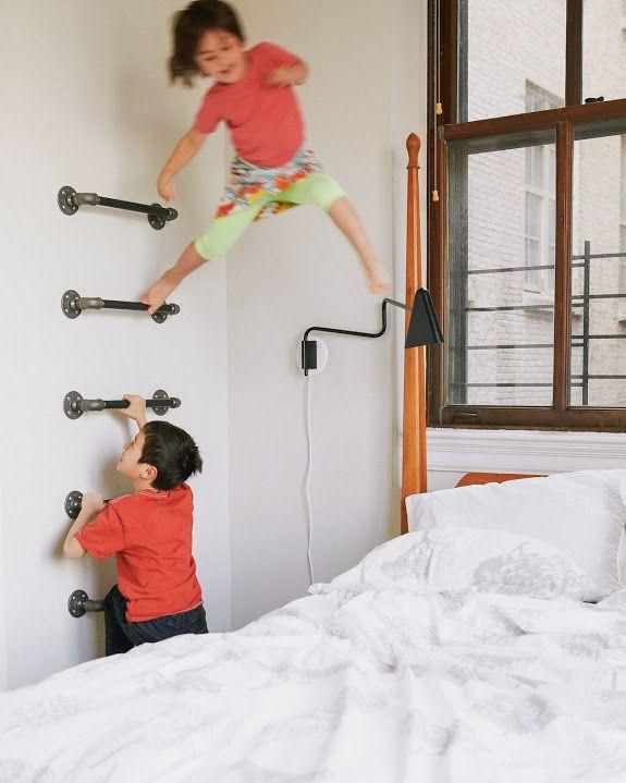 lezecké stěny pro děti