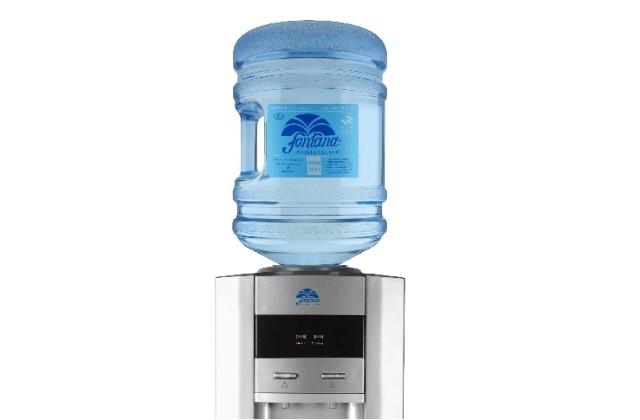 fontána voda
