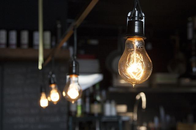 stropní žárovky