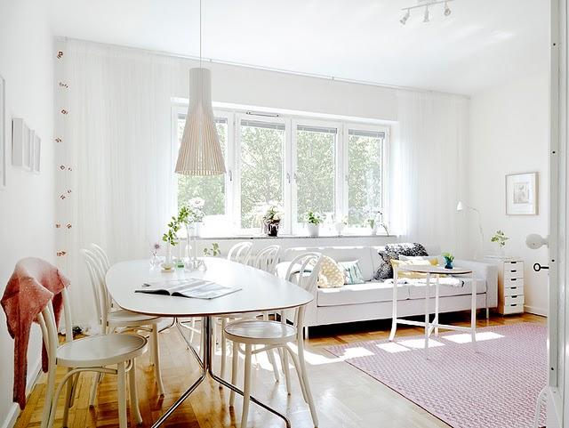 skandinávský styl