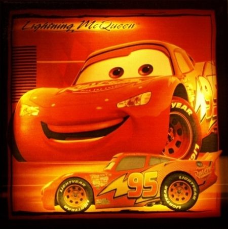 Obraz pro děti - Cars Disney