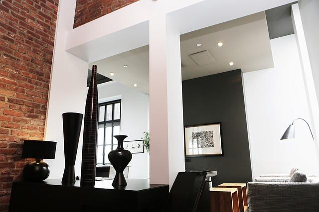 obývací pokoj moderní