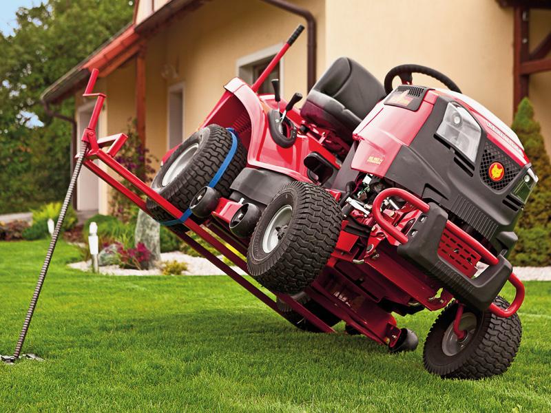 traktor zahradní