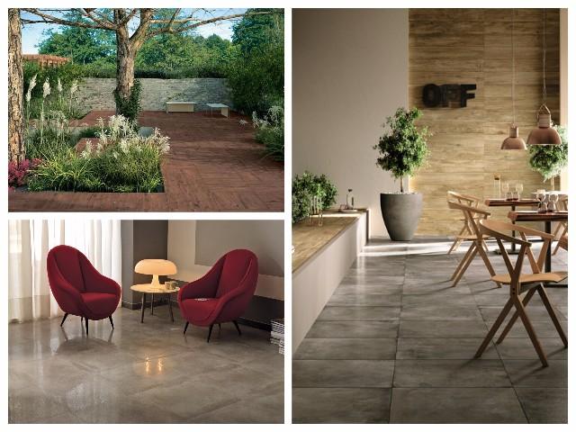 Foto Na našich prodejnách vám nabídneme venkovní i vnitřní obklad a dlažbu v mnoha designech