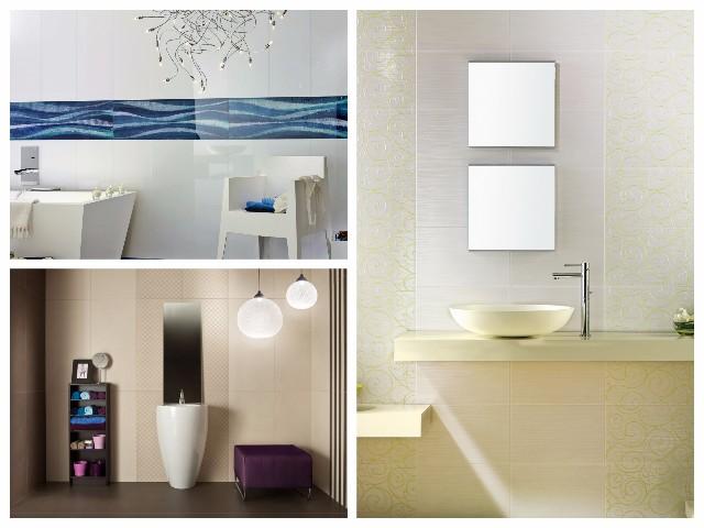 Foto Velké formáty obkladů opticky zvětší koupelnu